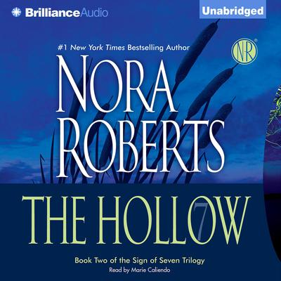 The Hollow Audiobook, by Nora Roberts
