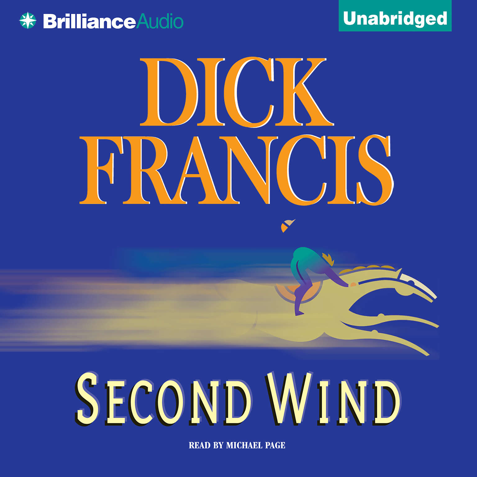 Under tony dick britton francis orders