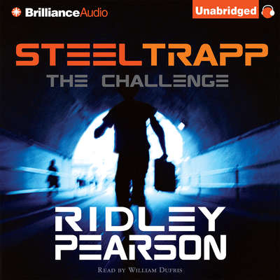 Steel Trapp: The Challenge Audiobook, by Ridley Pearson