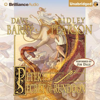 Peter and the Secret of Rundoon Audiobook, by Dave Barry