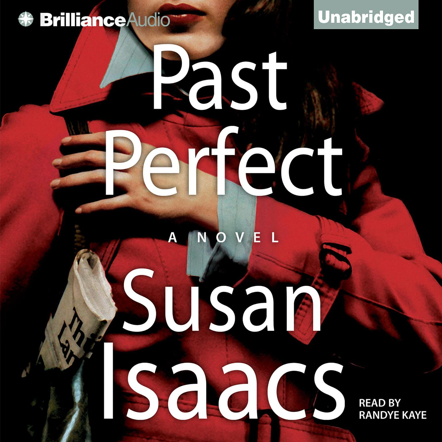 Printable Past Perfect: A Novel Audiobook Cover Art