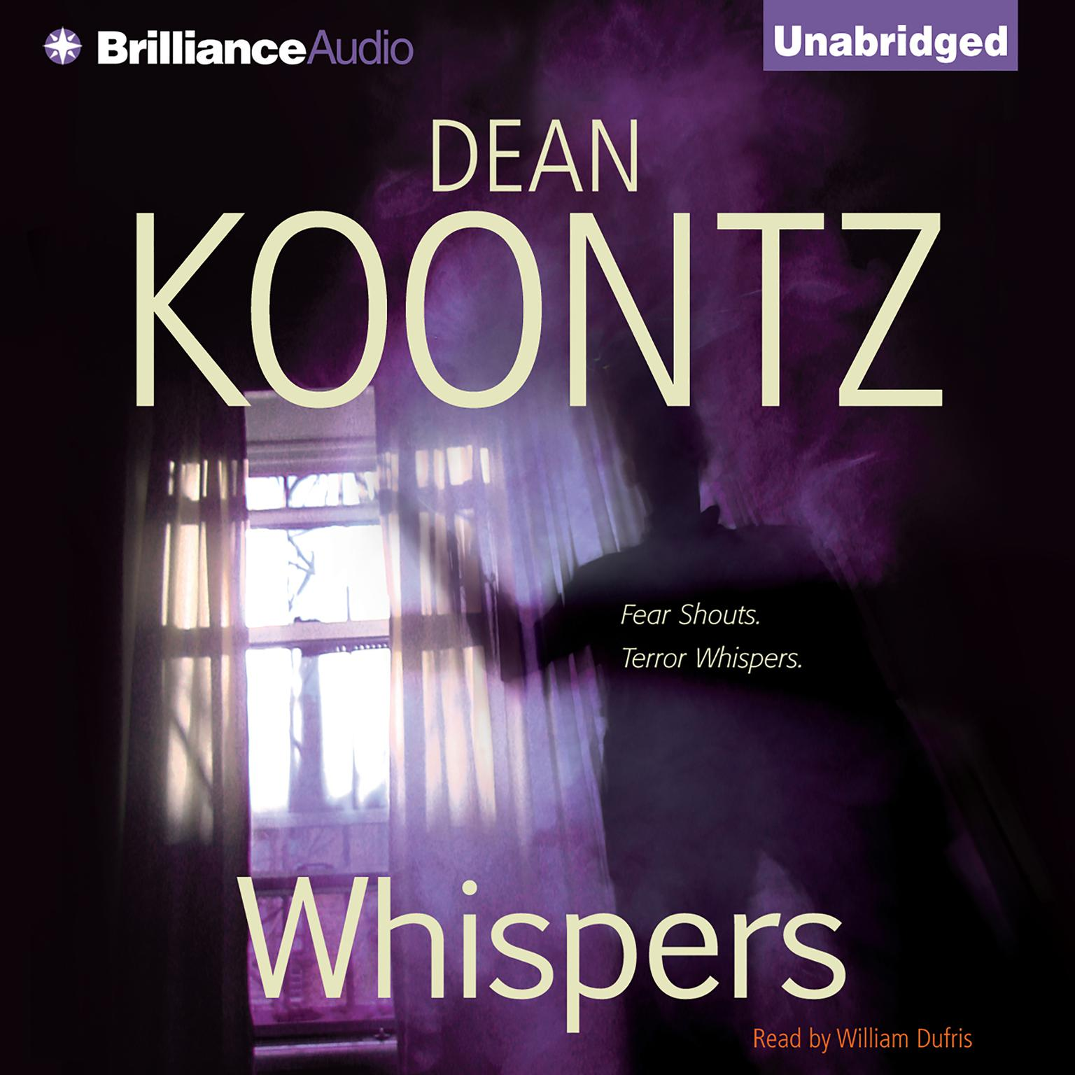 Printable Whispers Audiobook Cover Art