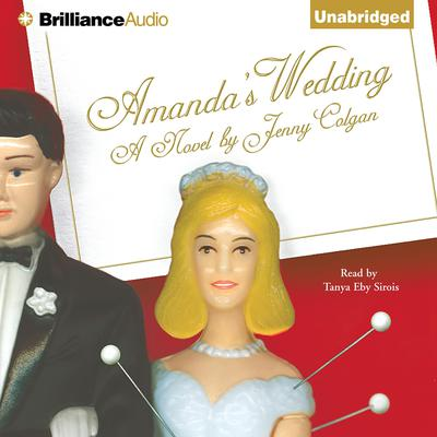 Amandas Wedding Audiobook, by Jenny Colgan
