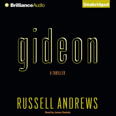 Gideon Audiobook, by Russell Andrews