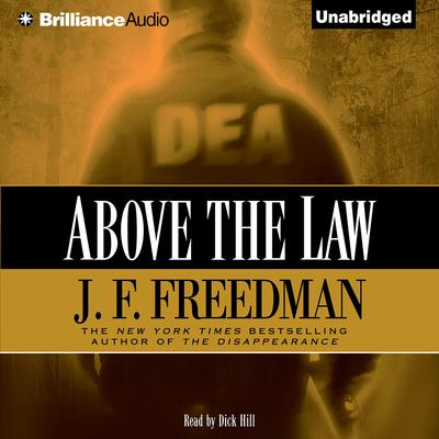 Above the Law Audiobook, by J. F. Freedman