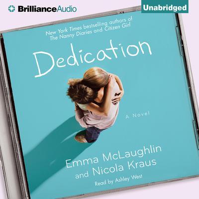 Dedication Audiobook, by Nicola Kraus