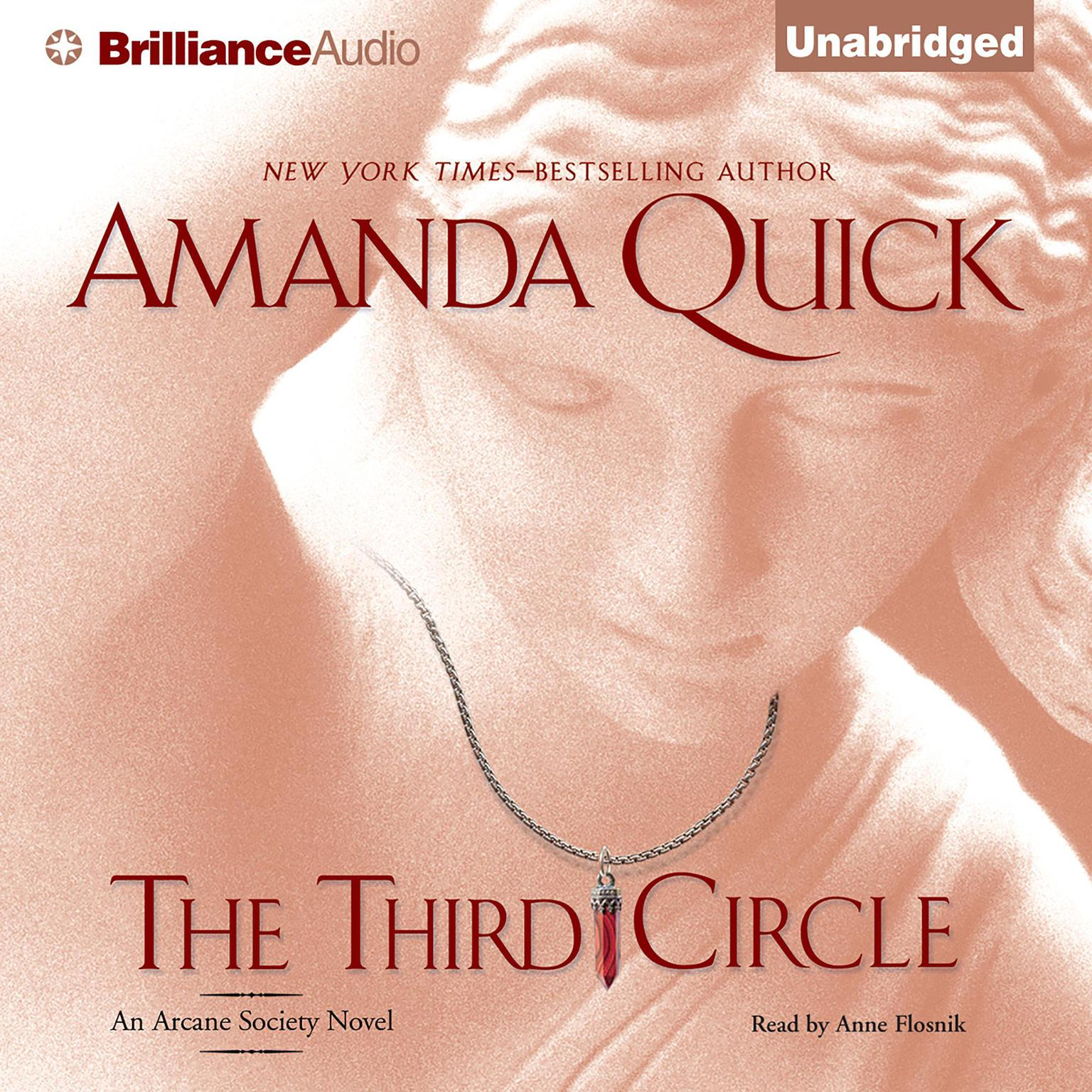 Printable The Third Circle Audiobook Cover Art