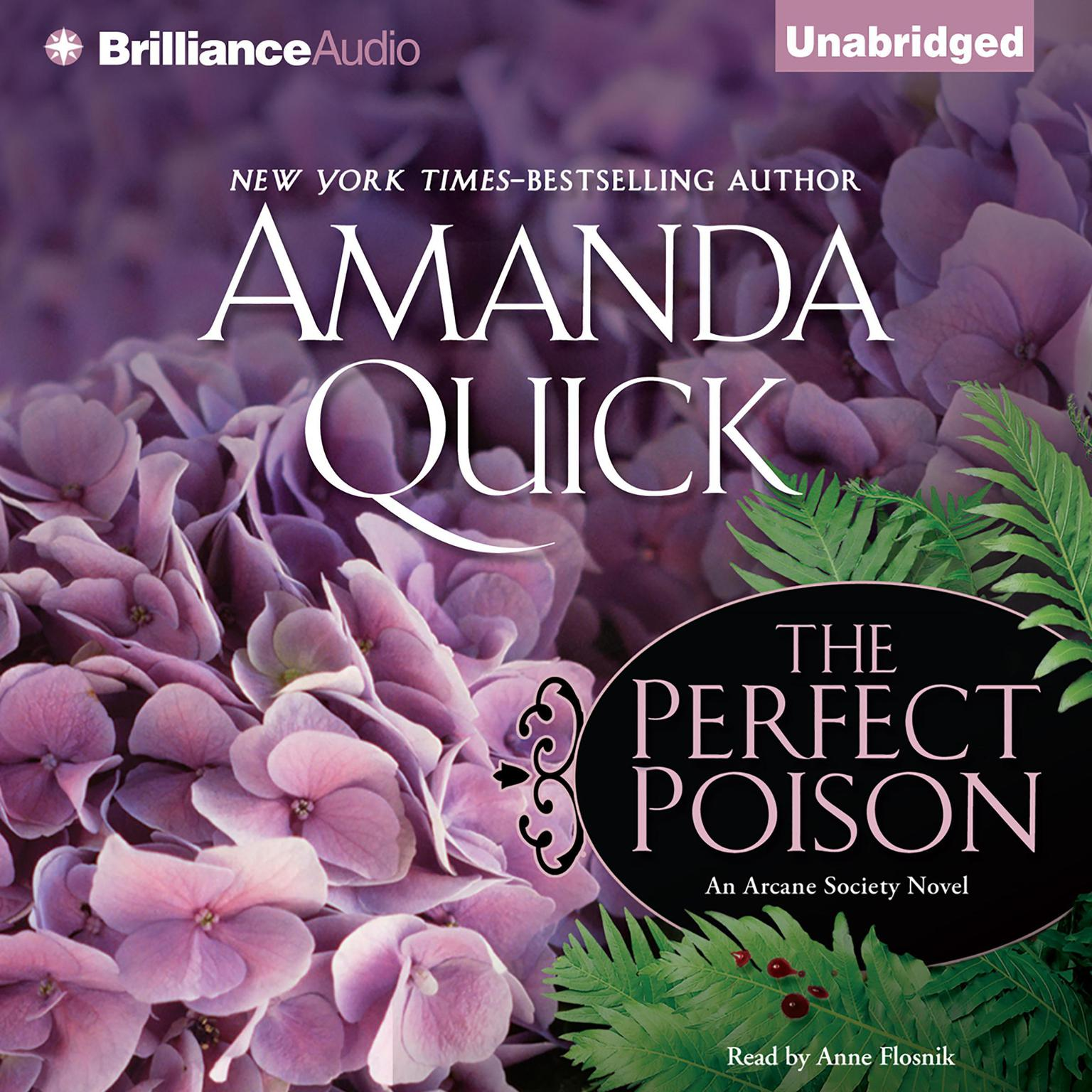 Printable The Perfect Poison Audiobook Cover Art