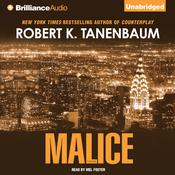 Malice Audiobook, by Robert K. Tanenbaum