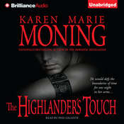 The Highlanders Touch, by Karen Marie Moning