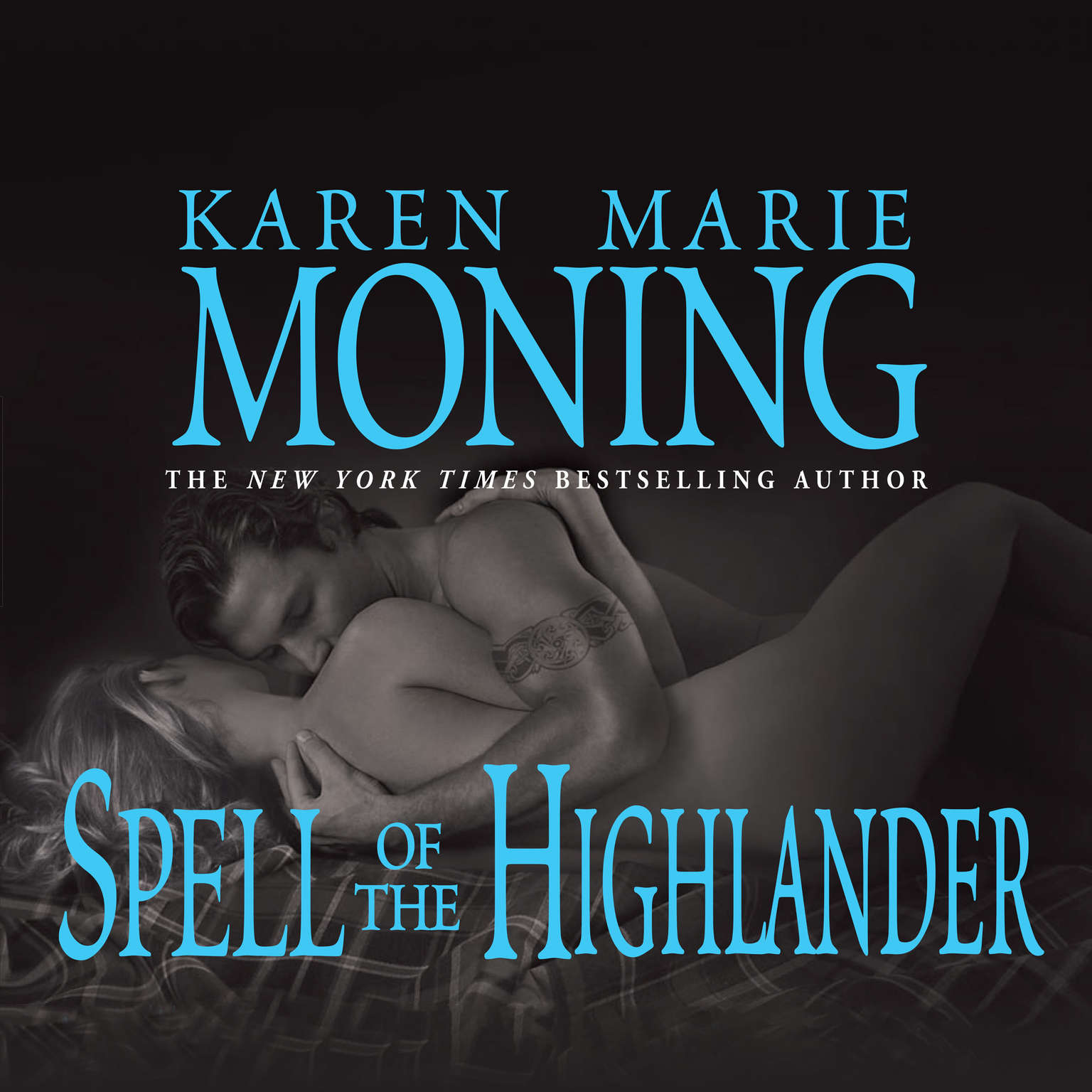 Printable Spell of the Highlander Audiobook Cover Art