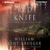Red Knife: A Cork OConnor Mystery Audiobook, by William Kent Krueger