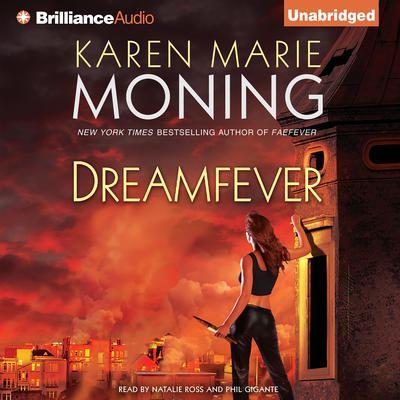 Dreamfever Audiobook, by Karen Marie Moning