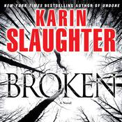 Broken Audiobook, by Karin Slaughter