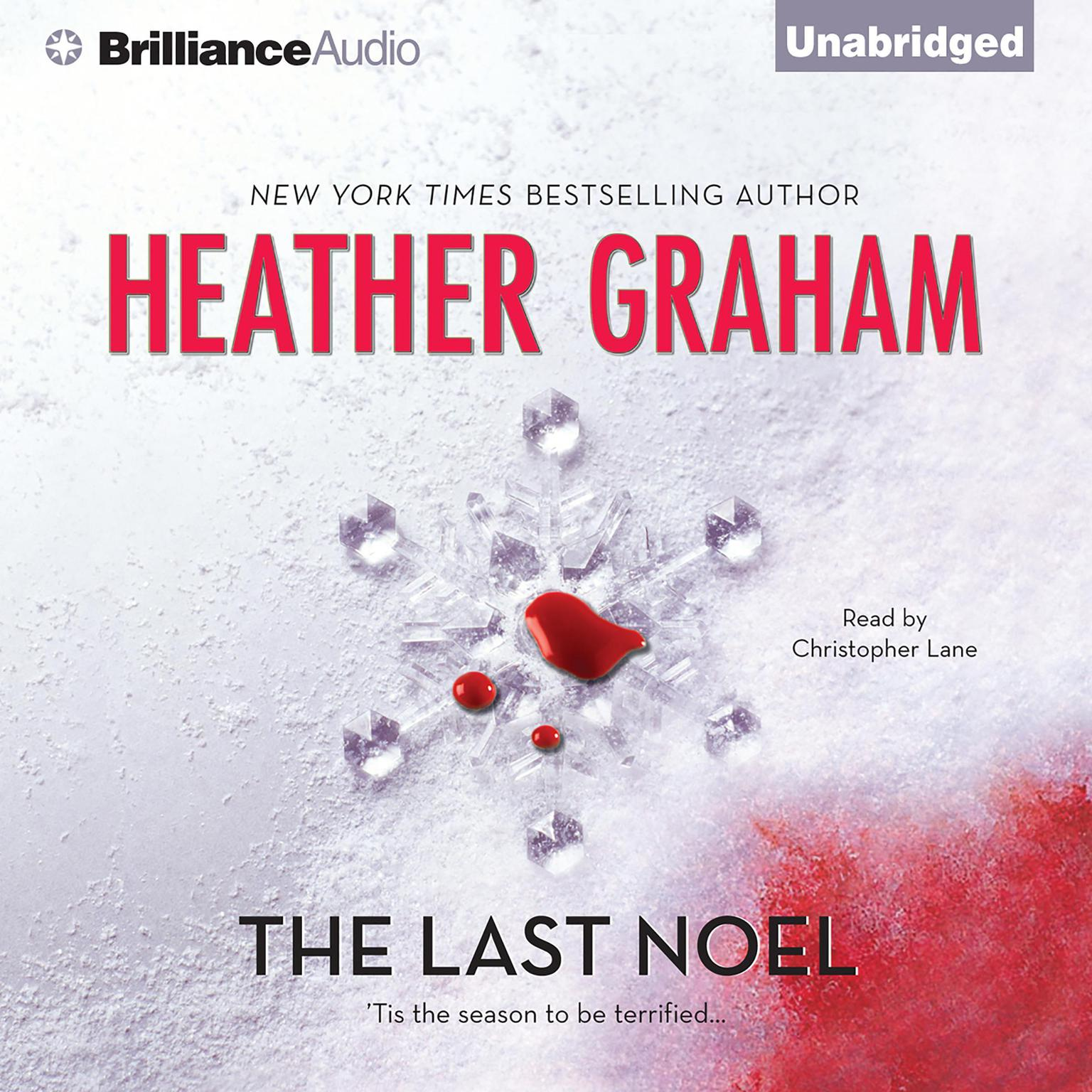 Printable The Last Noel Audiobook Cover Art