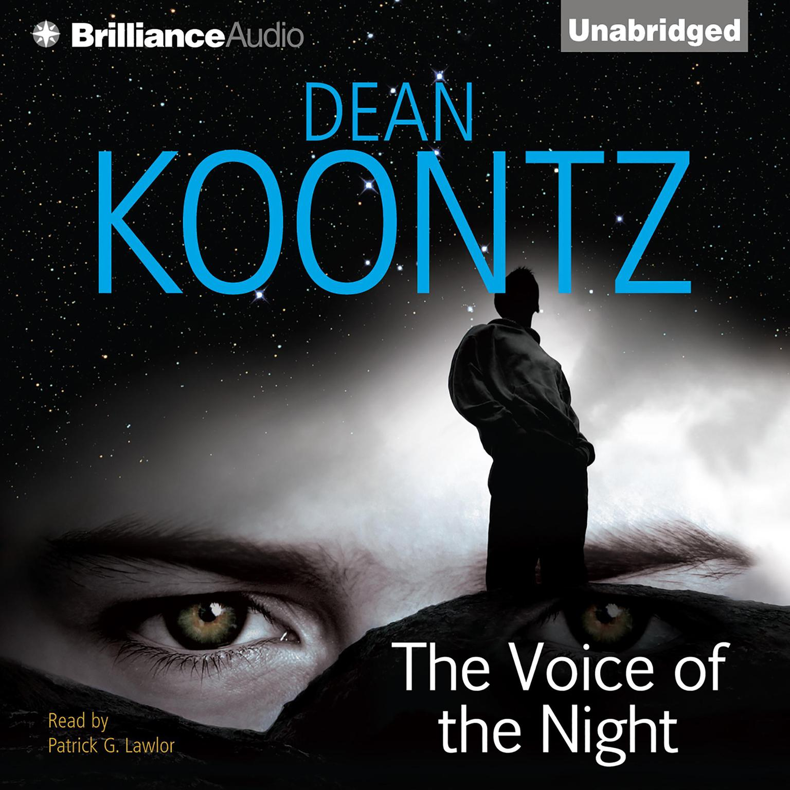 Printable The Voice of the Night Audiobook Cover Art