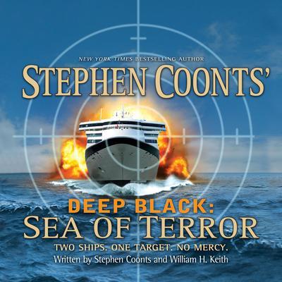Sea of Terror Audiobook, by Stephen Coonts