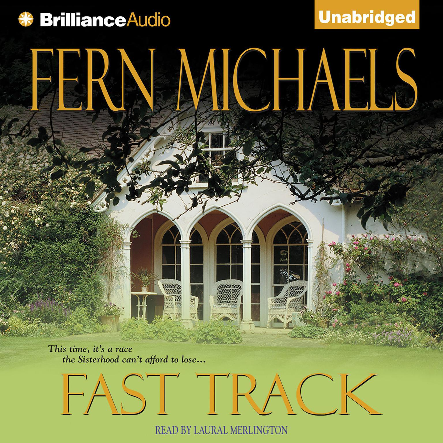 Printable Fast Track Audiobook Cover Art