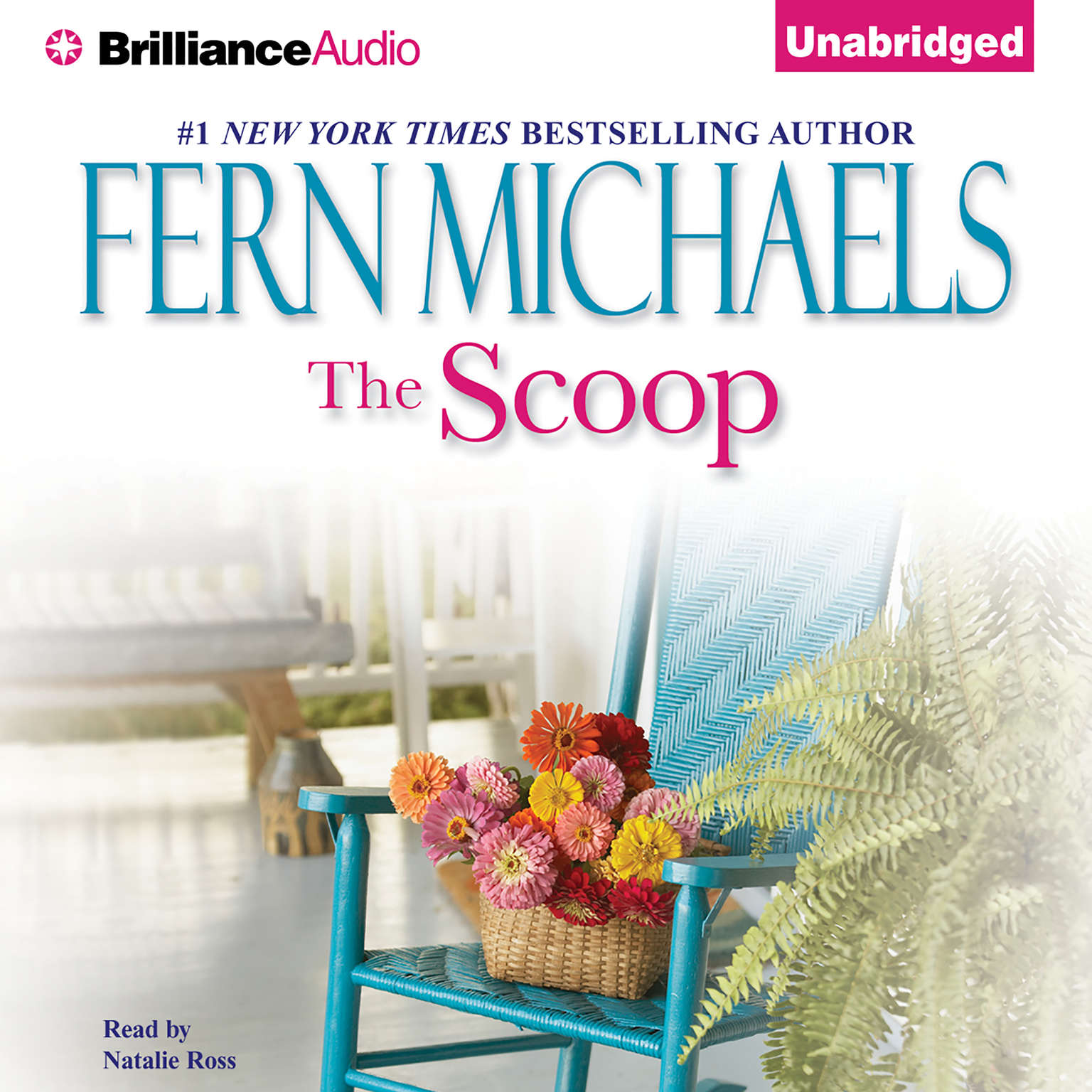 Printable The Scoop Audiobook Cover Art