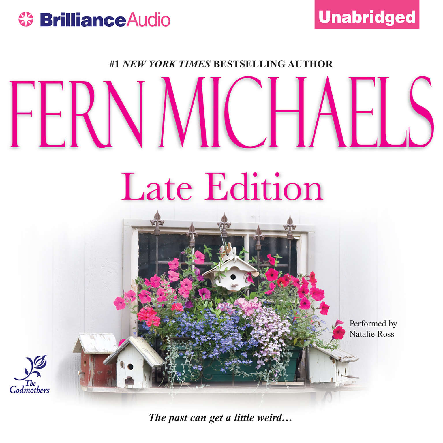 Printable Late Edition Audiobook Cover Art