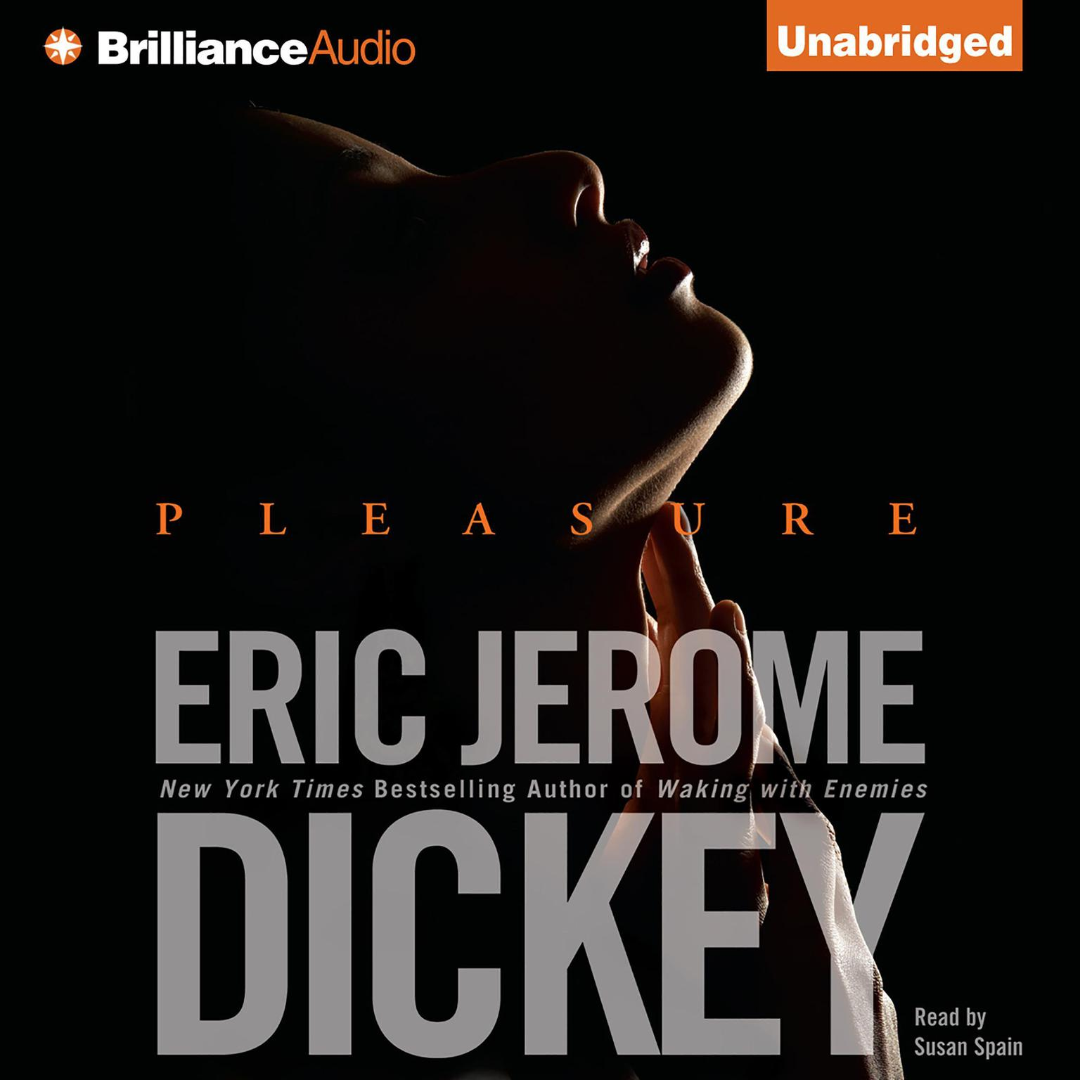 Printable Pleasure Audiobook Cover Art