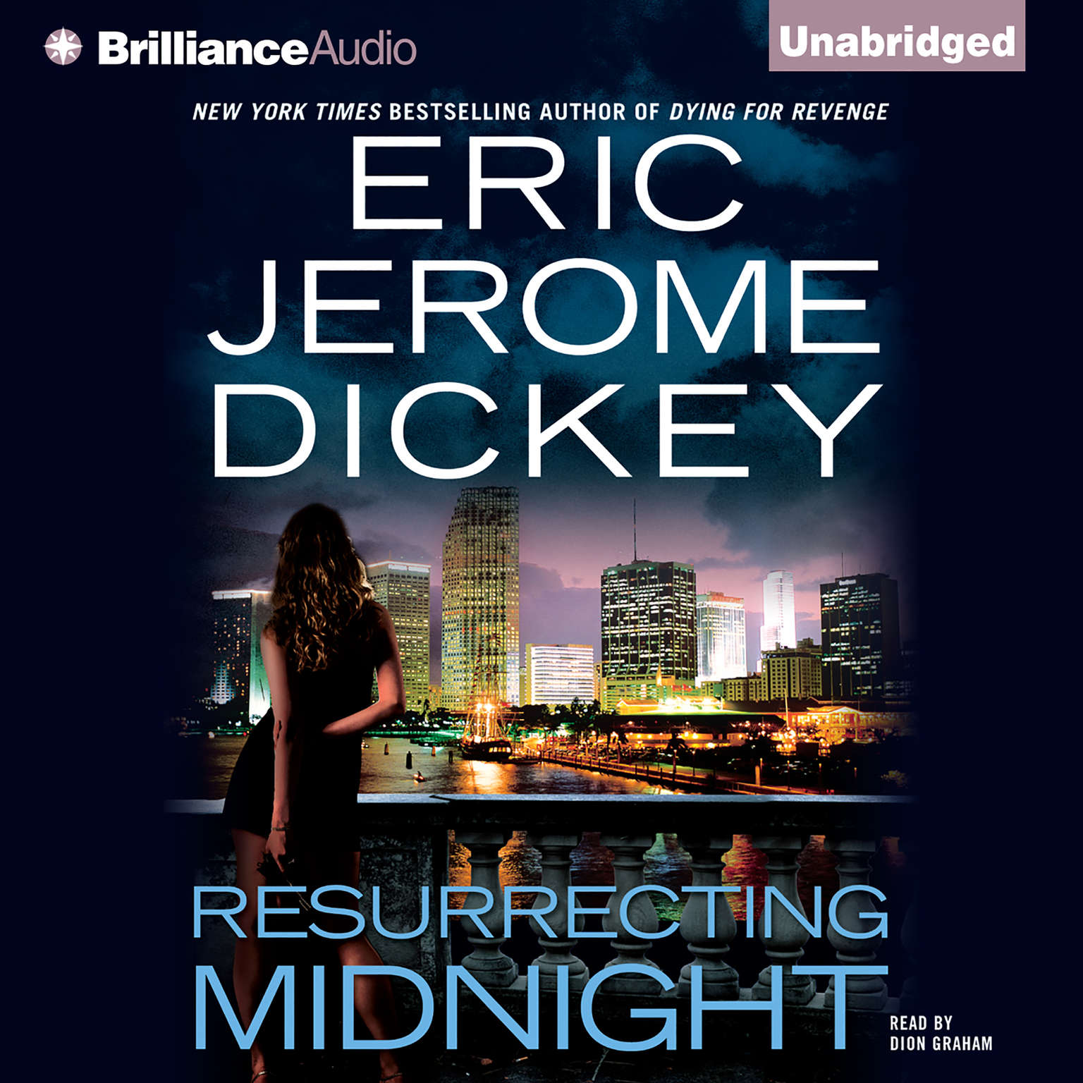 Printable Resurrecting Midnight Audiobook Cover Art