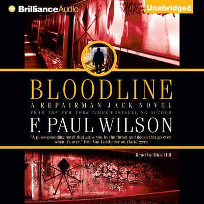 Bloodline Audiobook, by F. Paul Wilson