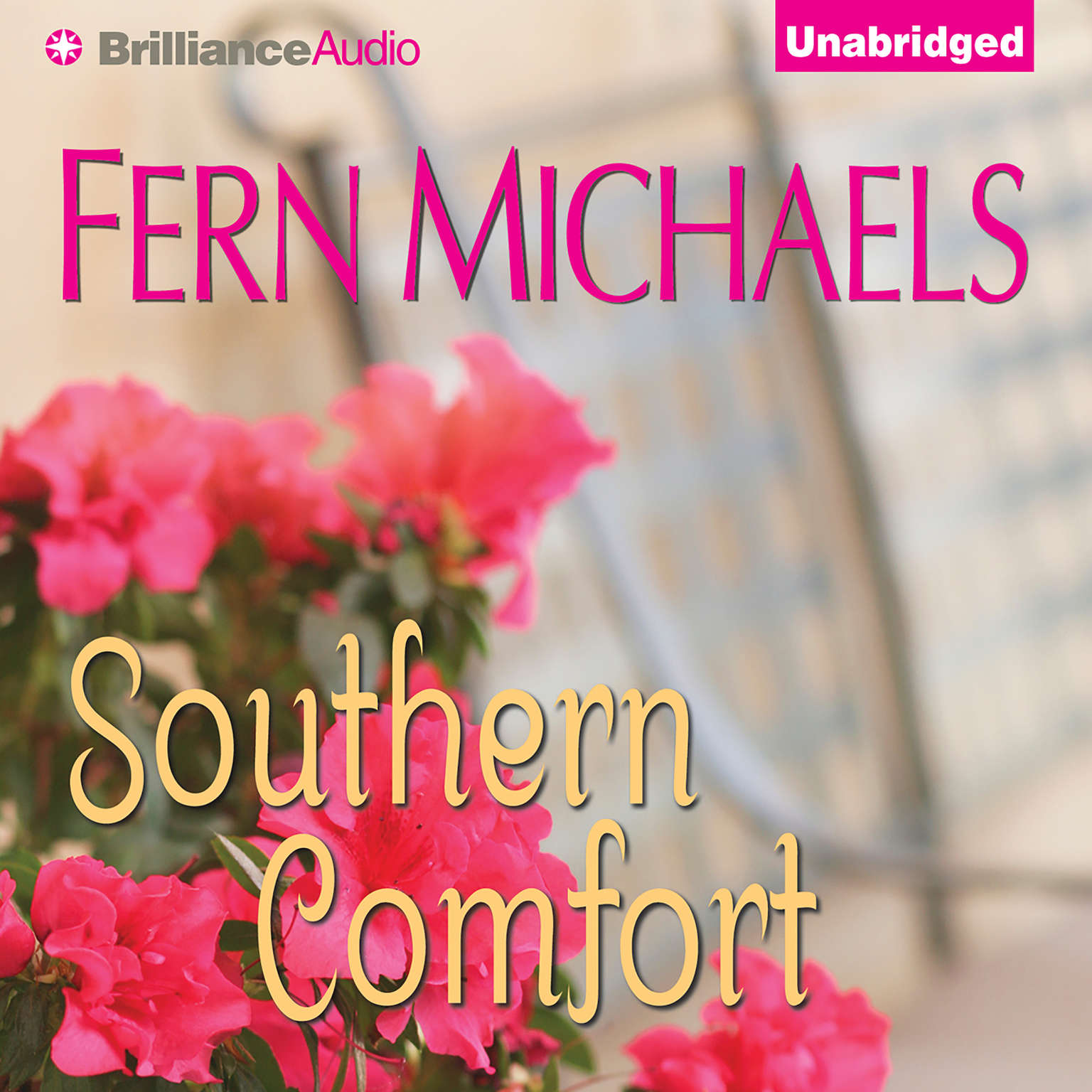 Printable Southern Comfort Audiobook Cover Art