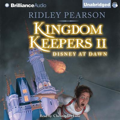 Kingdom Keepers II: Disney at Dawn Audiobook, by Ridley Pearson