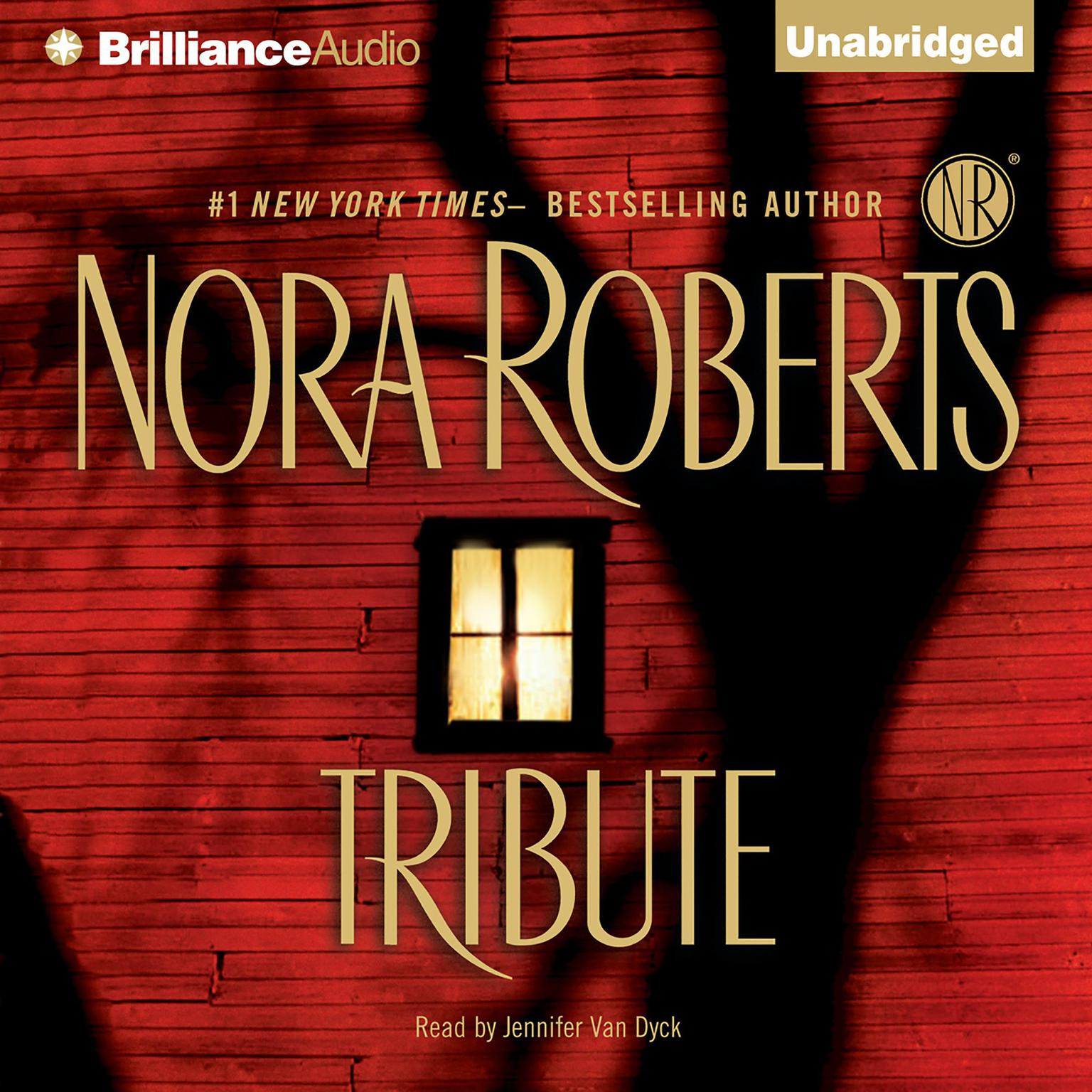 Tribute Audiobook, by Nora Roberts