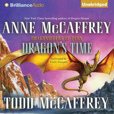 Dragons Time Audiobook, by Anne McCaffrey