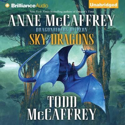 Sky Dragons Audiobook, by Anne McCaffrey