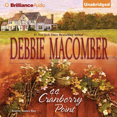 44 Cranberry Point Audiobook, by Debbie Macomber