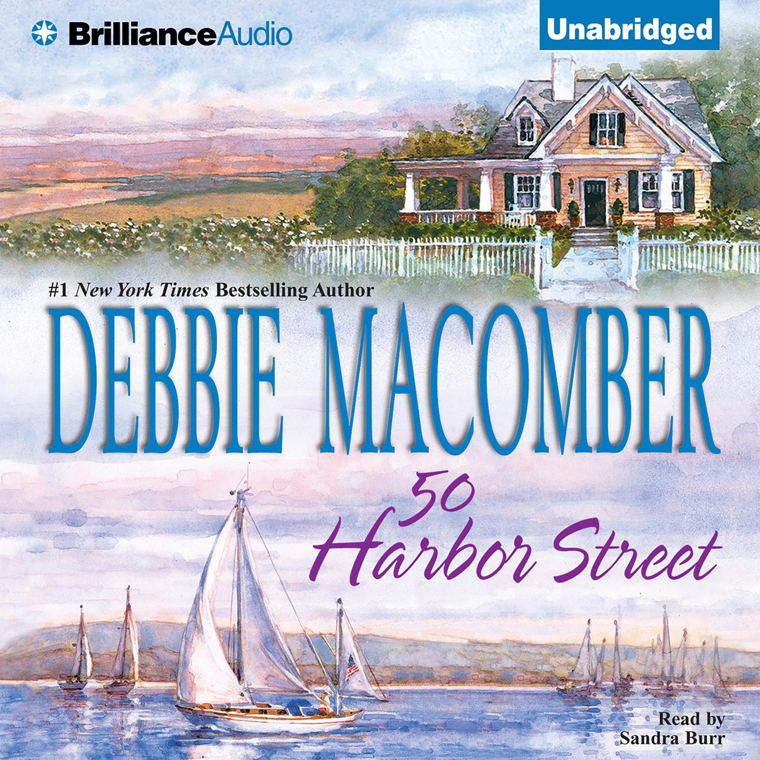 Printable 50 Harbor Street Audiobook Cover Art