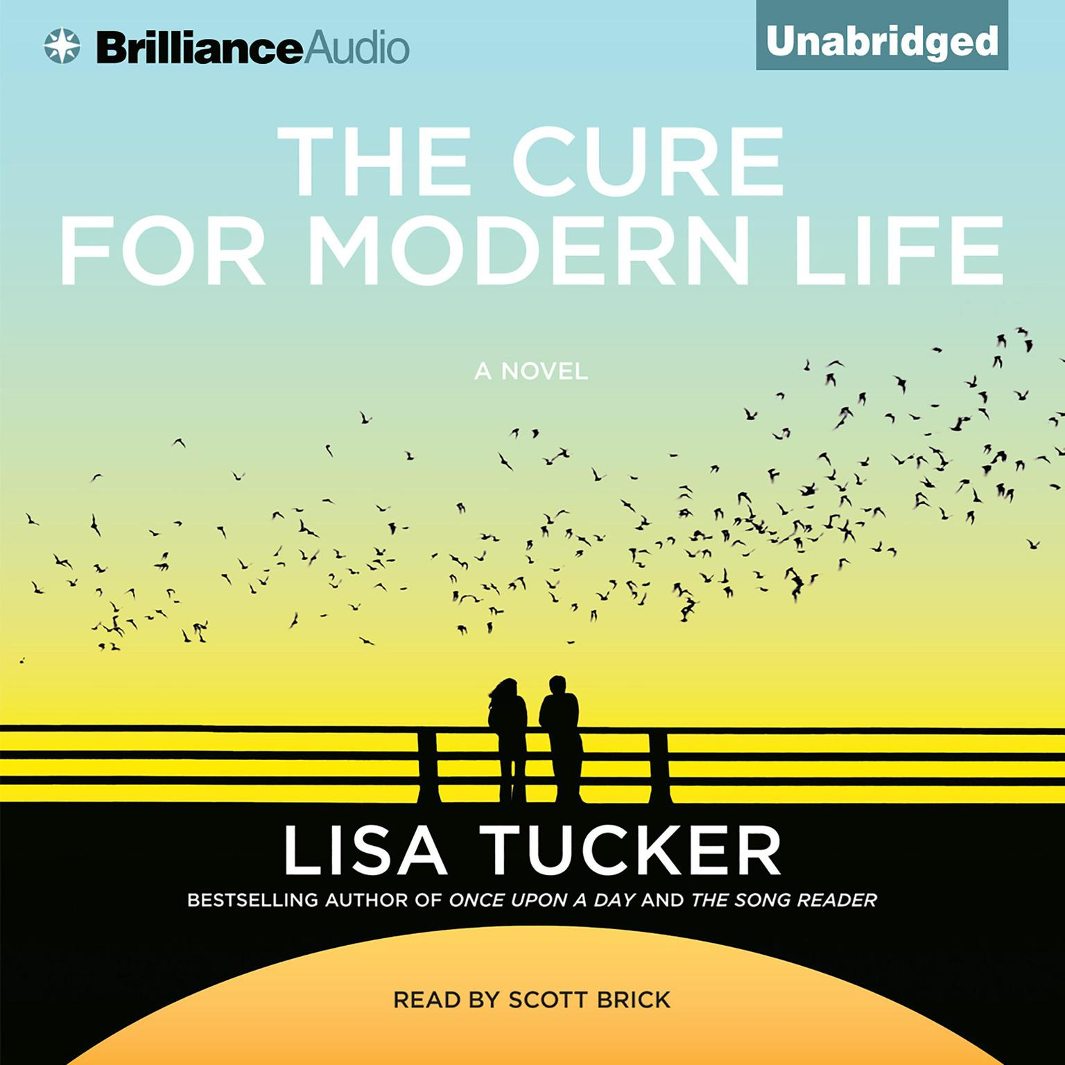 Printable The Cure for Modern Life Audiobook Cover Art