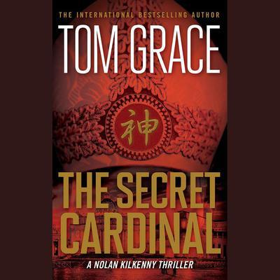 The Secret Cardinal Audiobook, by Tom Grace