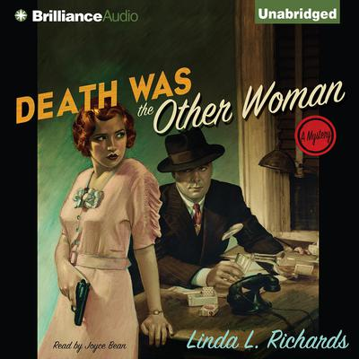 Death Was the Other Woman Audiobook, by Linda L. Richards