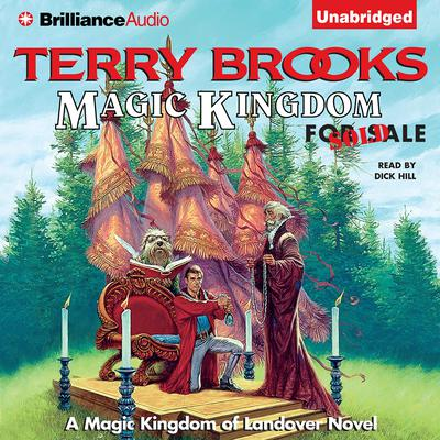 Magic Kingdom for Sale - Sold! Audiobook, by Terry Brooks