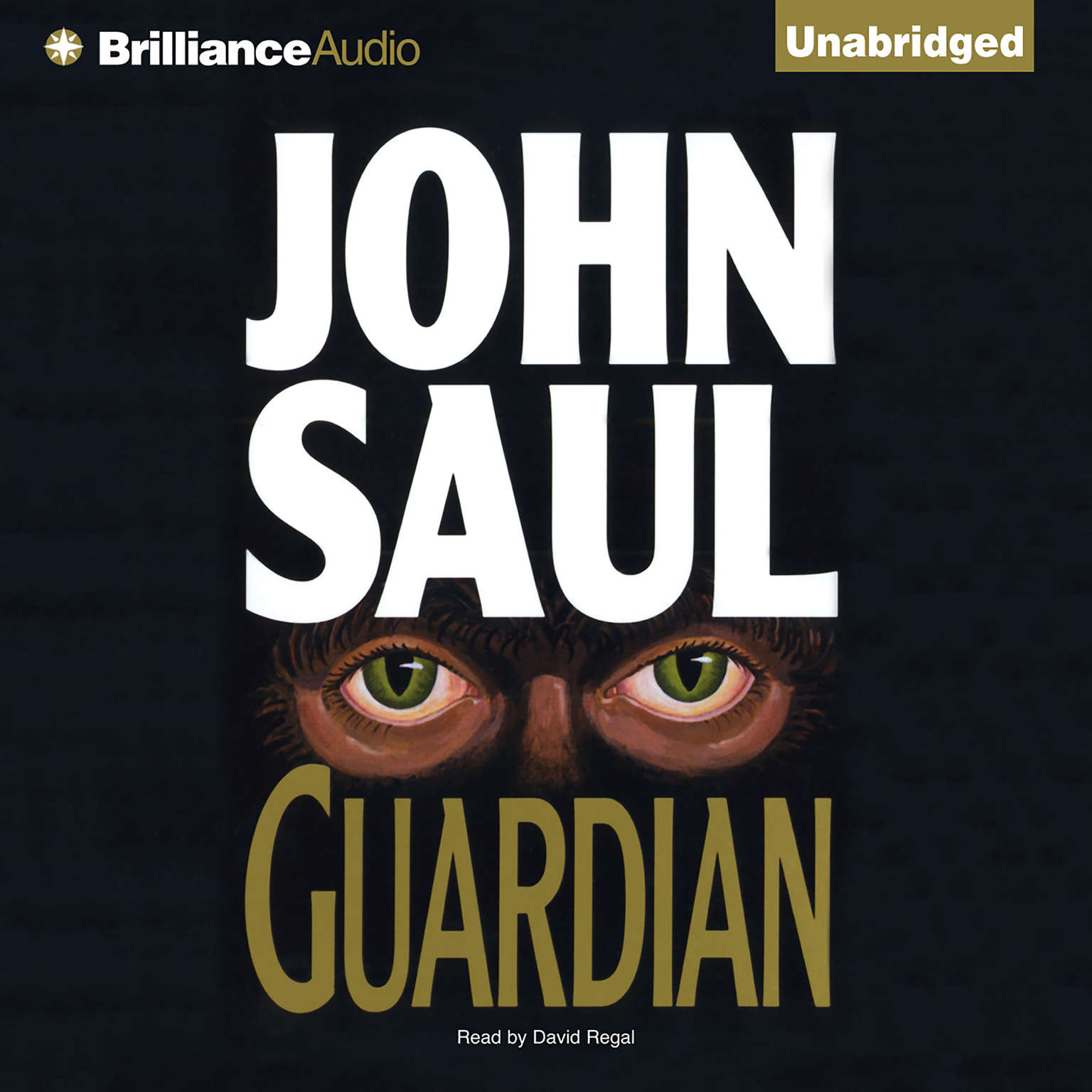 Printable Guardian Audiobook Cover Art