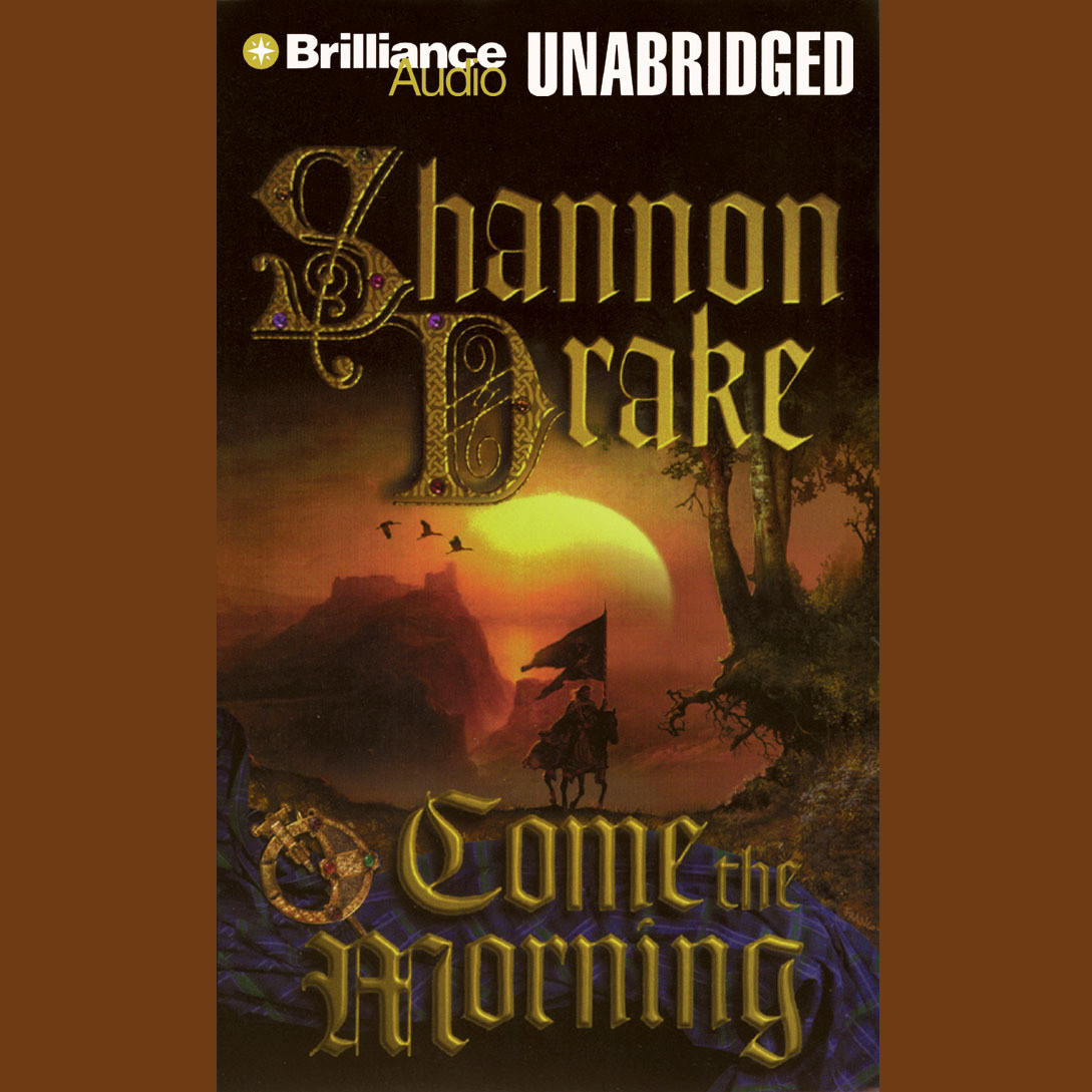 Printable Come the Morning Audiobook Cover Art