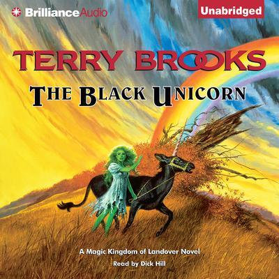The Black Unicorn Audiobook, by Terry Brooks