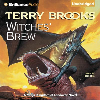 Witches Brew Audiobook, by Terry Brooks