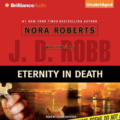 Eternity in Death Audiobook, by