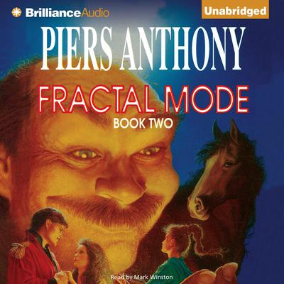 Fractal Mode Audiobook, by Piers Anthony