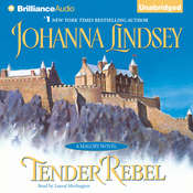 Tender Rebel Audiobook, by Johanna Lindsey