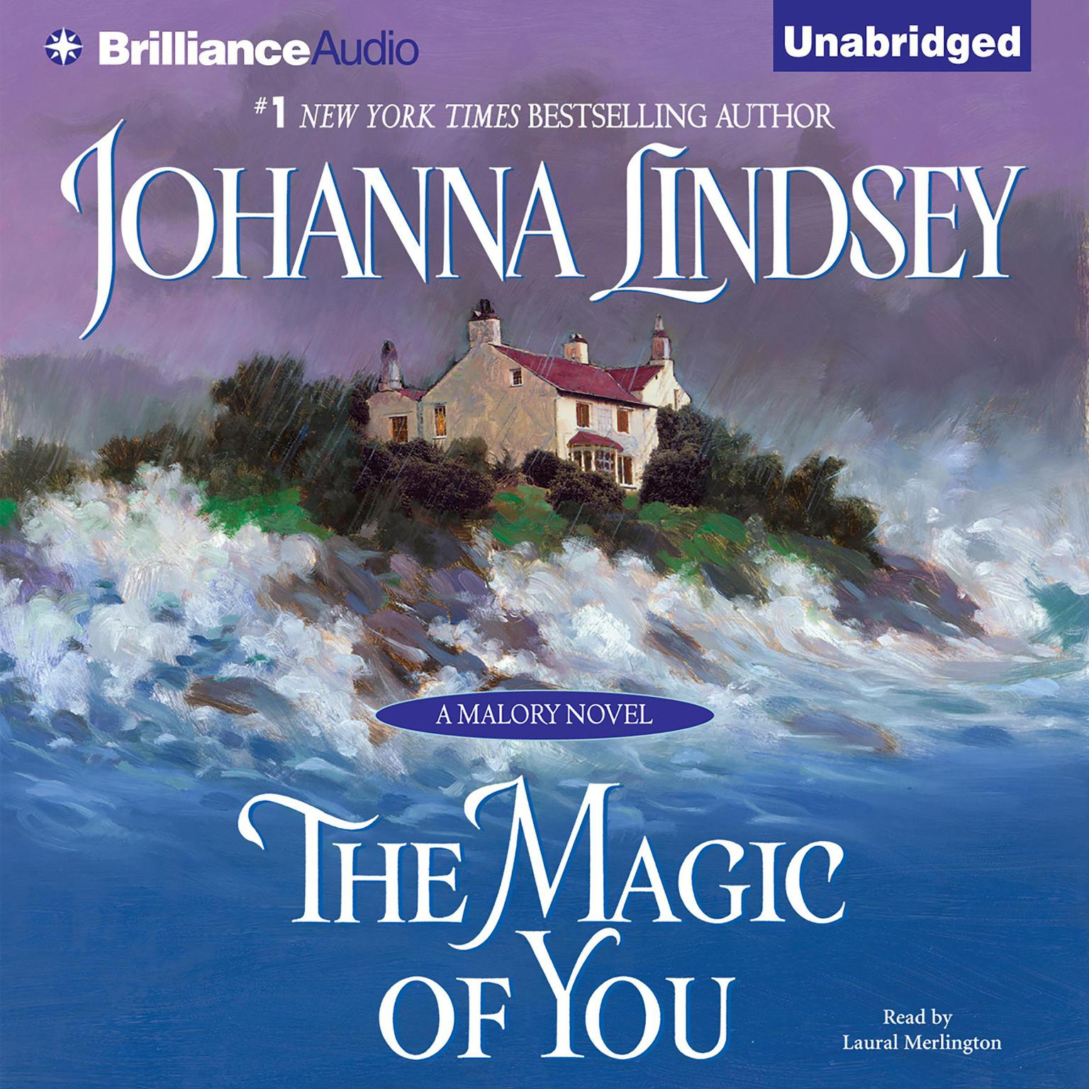 Printable The Magic of You Audiobook Cover Art