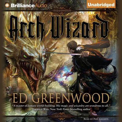 Arch Wizard Audiobook, by Ed Greenwood