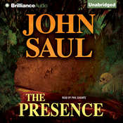The Presence Audiobook, by John Saul