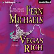 Vegas Rich Audiobook, by Fern Michaels
