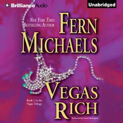 Vegas Rich Audiobook, by Fern Michaels
